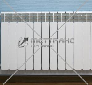 Радиатор биметаллический в Москве
