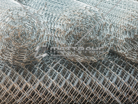 Сетка плетеная оцинкованная