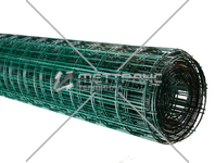 Сетка сварная с полимерным покрытием