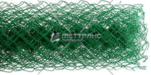 Сетка Рабица с полимерным покрытием